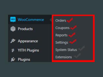 우커머스(WooCommerce)설정 – Overview